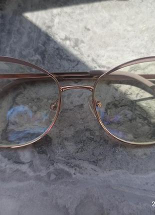 Очки -1  антиблик для зрения диоптрии