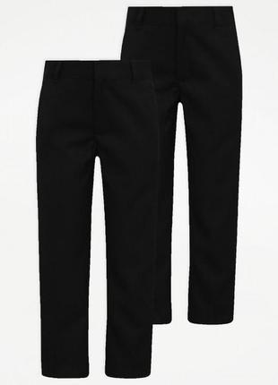 Комплект школьных брюк george - англия. 2 шт