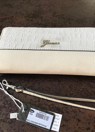 Купить супер стильный кошелёк ( клатч) от guess