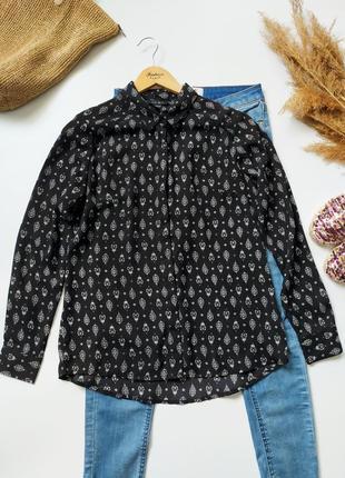 Легка блуза рубашка від amisu