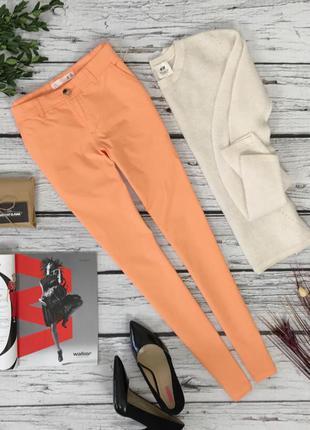 Пастельные джинсы-скинни lefties  pn4533