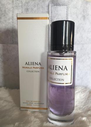 Парфюмерная вода aliena morale parfums  30 ml.