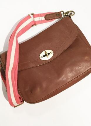 Шкіряна сумка boden англія