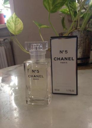 Chanel № 5  l'eau. (почти полный).