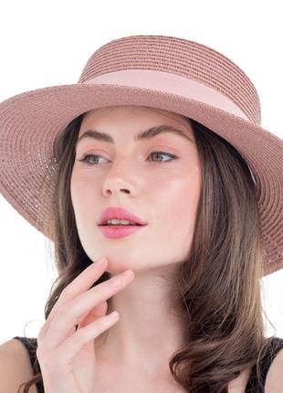 Шляпа панама женская
