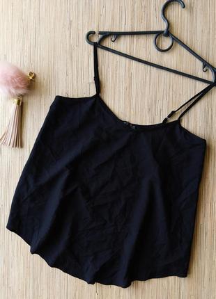 Шикарная блуза майка от zara с вышивкой из пайеток