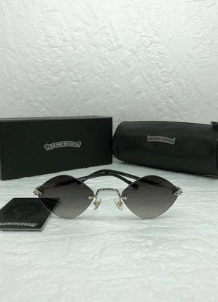 Брендовые солнцезащитные очки ромбы