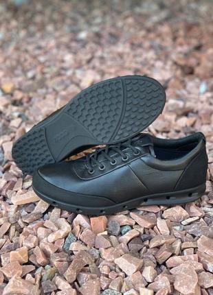 Кросівки жіночі ecco cool gore-tex 83138351052 чорні шкіряні