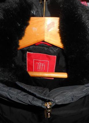 Куртка зима tiffi