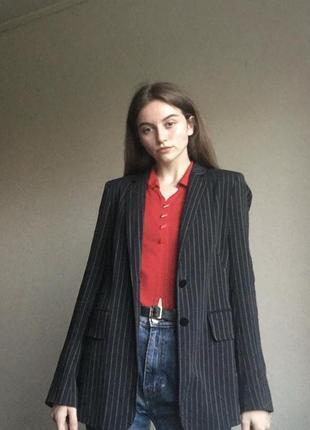 Пиджак женский коттоновый