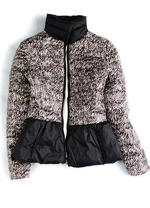 Шикарная фирменная курточка-пуховик