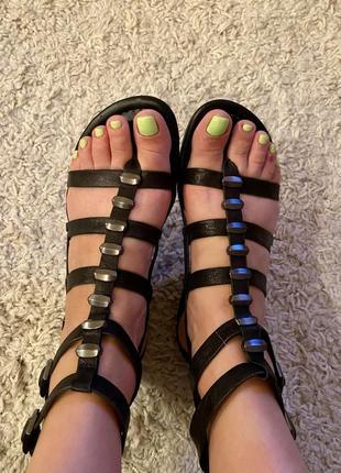 Новые сандали sofft