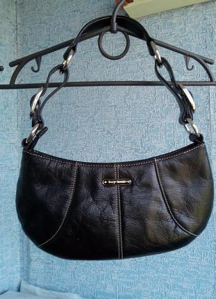 Кожаная маленькая сумочка suzy smith