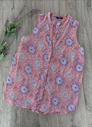 Женская легкая блузочка