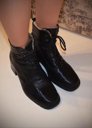 Ботинки зимние nancy,осенне-весеннее в распродаже! на 2-ю вещь-10%