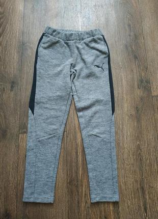 Спортивные штаны, штанишки зауженные puma
