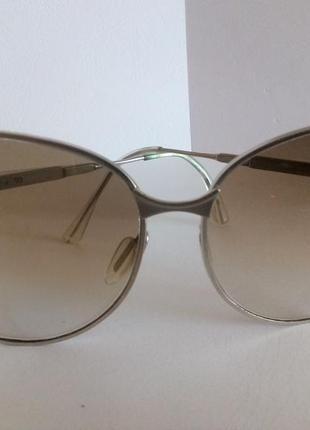 Винтажные очки,стекло, цена 3-05