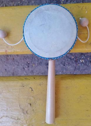 Барабан на палочке, дамару