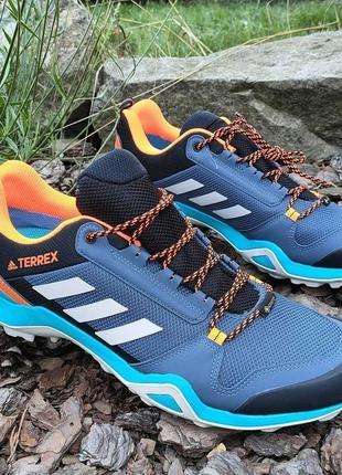 Adidas кожаные мужские кроссовки р. 47