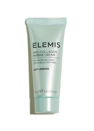 Крем для лица морские водоросли elemis pro-collagen marine cream 15 ml