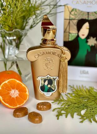 Аромат в стиле lira xerjoff касаморати пробник парфюма из дубая,женские духи на лето