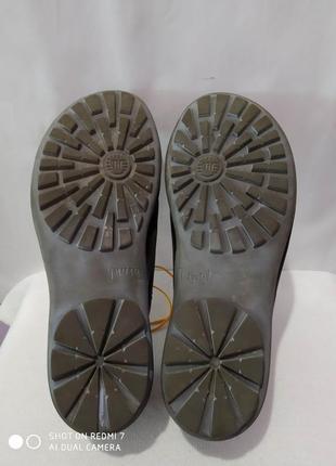 Кожание  туфли think!7 фото