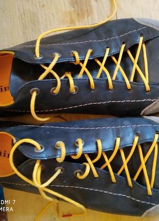 Кожание  туфли think!4 фото