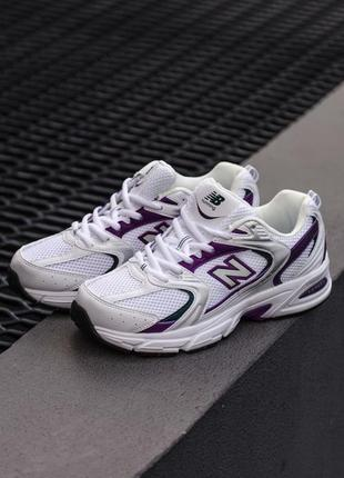 New balance 530 🍏 стильные женские кроссовки нью баланс 530