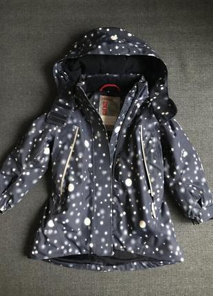 Зимняя парка / пальто reima 98 +6 см