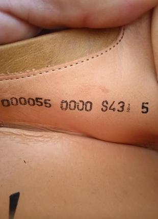 Кожание  туфли think!9 фото
