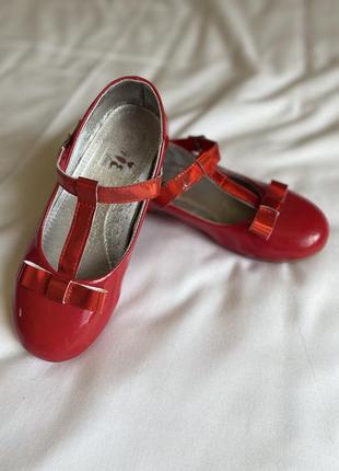 Лаковые туфли evie shoes