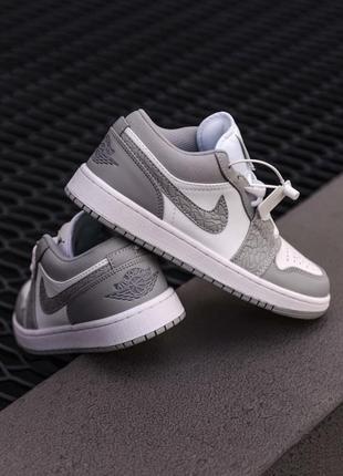 Nike air jordan 1 low 🍏 стильные женские мужские кроссовки найк джордан ретро