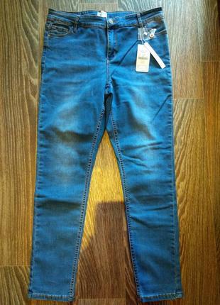 Израельские фирменные джинсы скинни стрейч