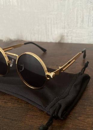 Стильные солнцезащитные очки в стиле ретро очки унисекс