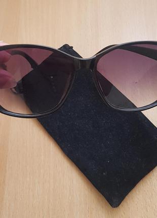 Очки солнечные новые