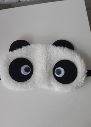 "Повязка для сна ""панда"""