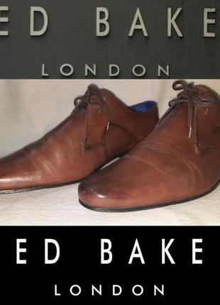 Туфли ted baker london p.43(42.5) индия