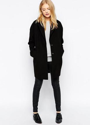 Пальто-кокон от asos