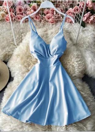 Легкое платье 👗 на лето.