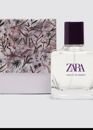 Парфюм от зара violet blossom,100 ml