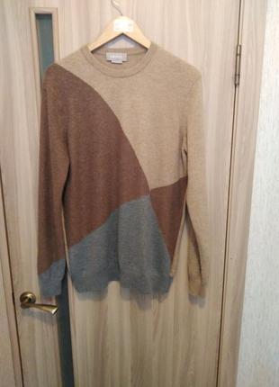 Мужской свитер из 100% кашемира