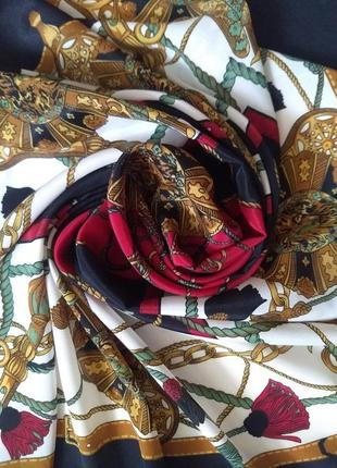 Хустина в стилі hermes paris платок