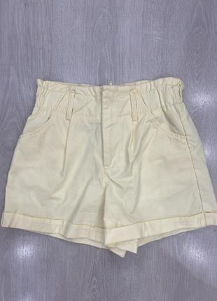 Летние шорты на резинке