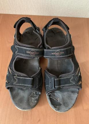 Босоножки сандалии 43 р. летние, пляжные, рецепторы