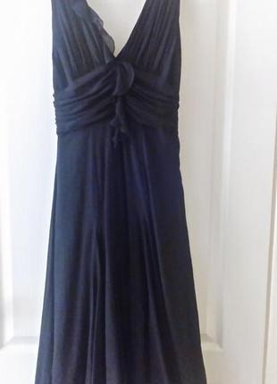 Платье 100% шёлк от karen millen