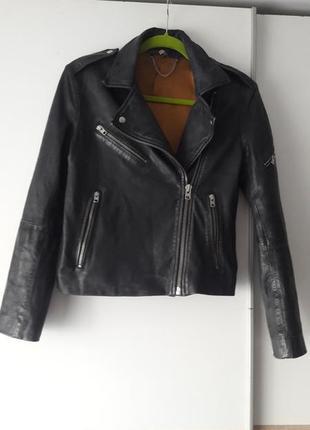 Косуха , шкіряна куртка , кожаная куртка