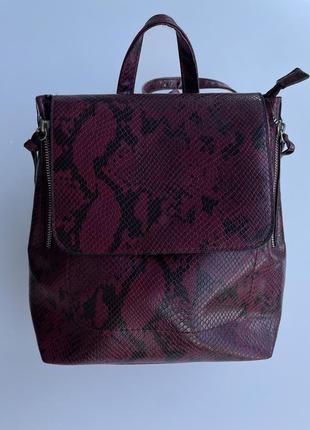 Рюкзак / сумка stradivarius