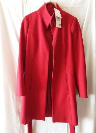 Пальто женское, naf-naf, размер ua. 42-44,