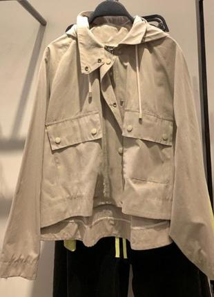 Плащ куртка от zara
