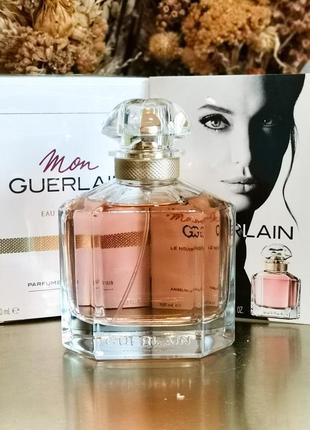 Guerlain mon guerlain edp 100ml, парфюмированная вода, парфюм, духи
